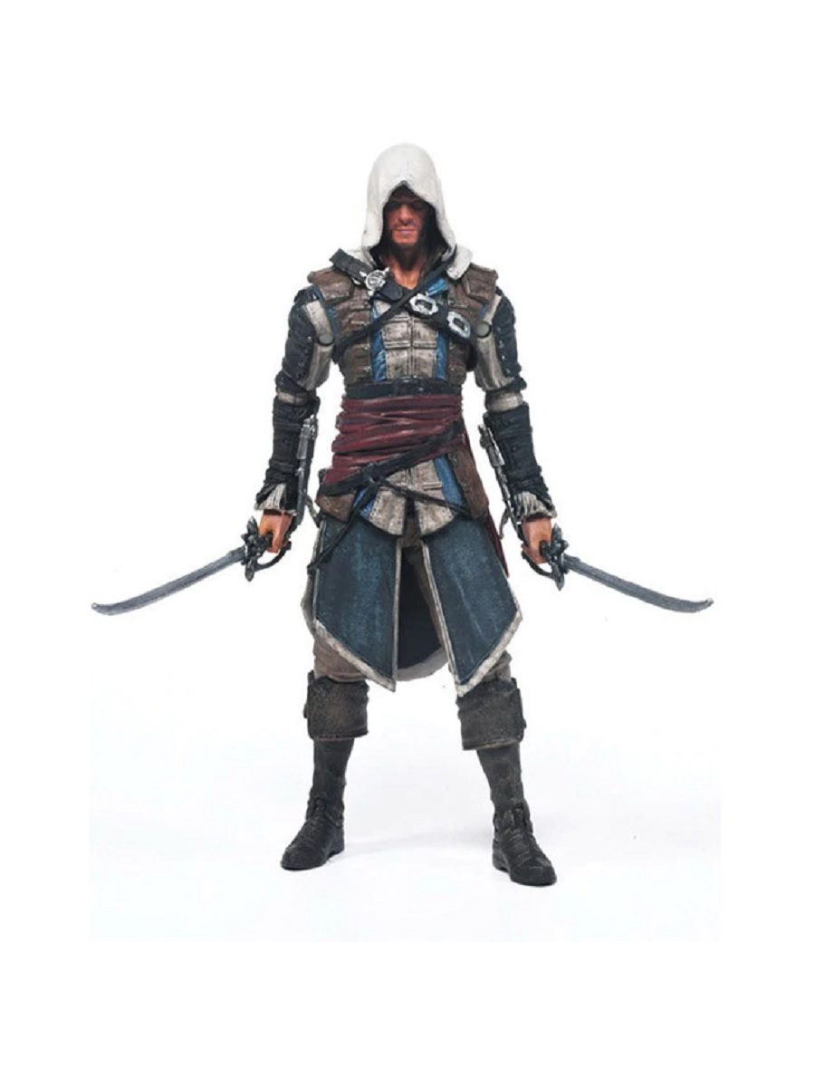 Фигурка Assassin Creed Edward Kenway 14,5 см