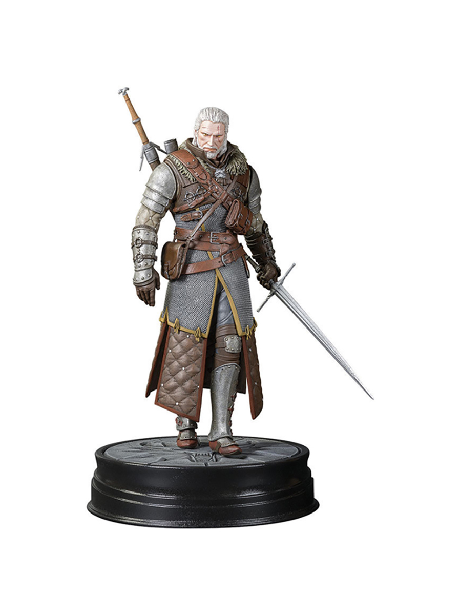 Фигурка The Witcher 3 Wild Hunt Geralt Grandmaster Ursine 20см