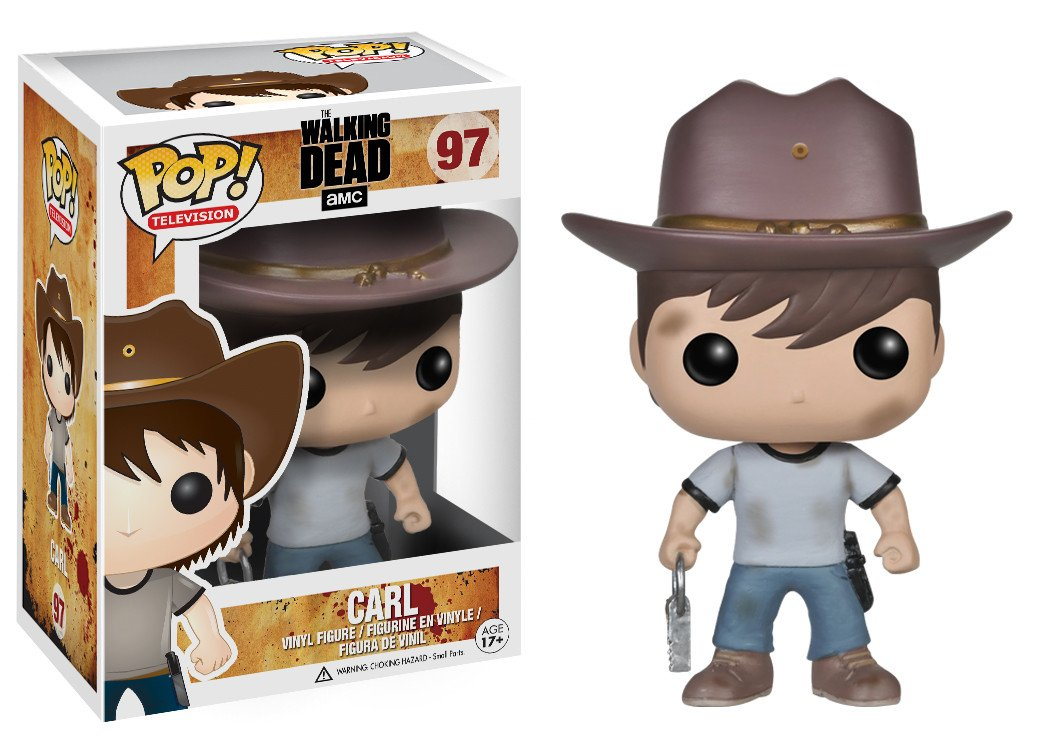 Фигурка POP The Walking Dead: Carl 12см