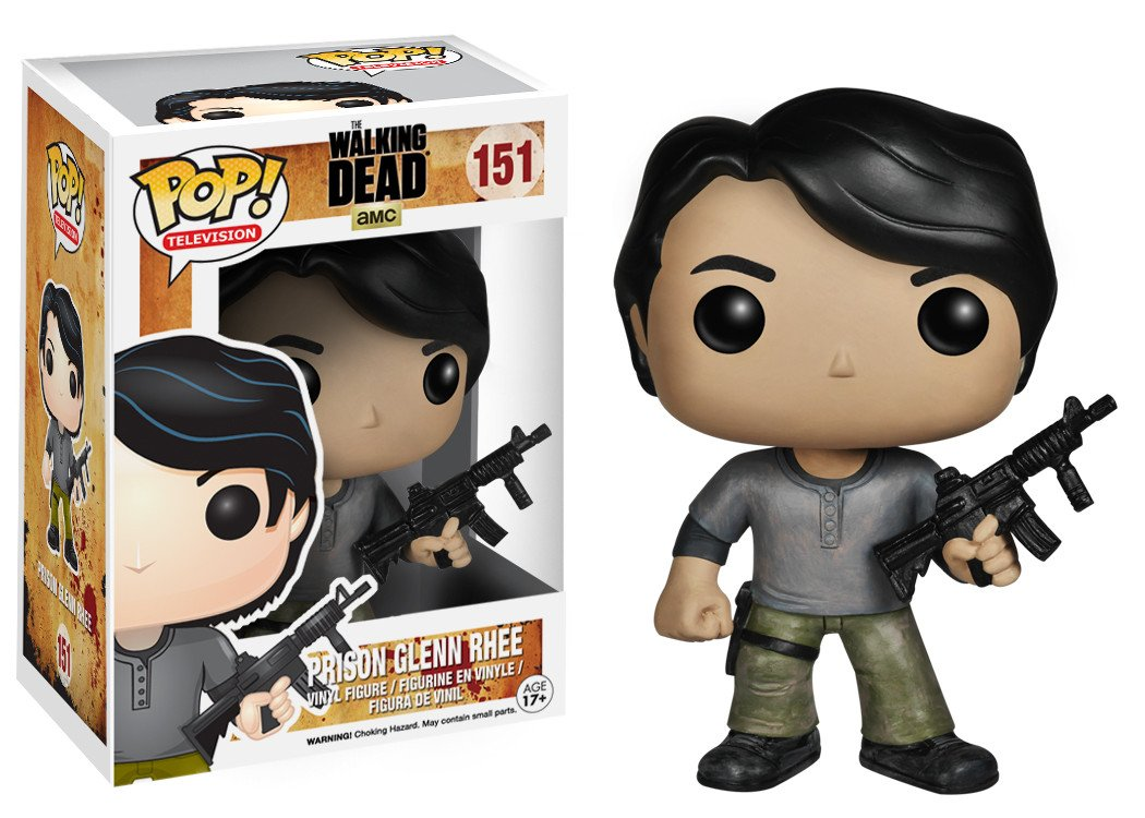 Фигурка POP The Walking Dead: Prison Glenn Rhee 12см