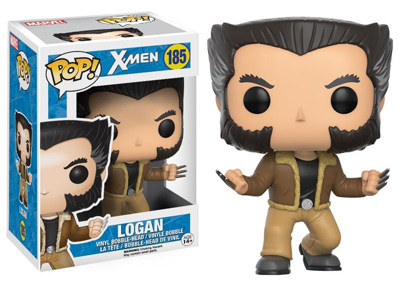 Фигурка Funko POP! Bobble: Marvel: X-Men: Logan