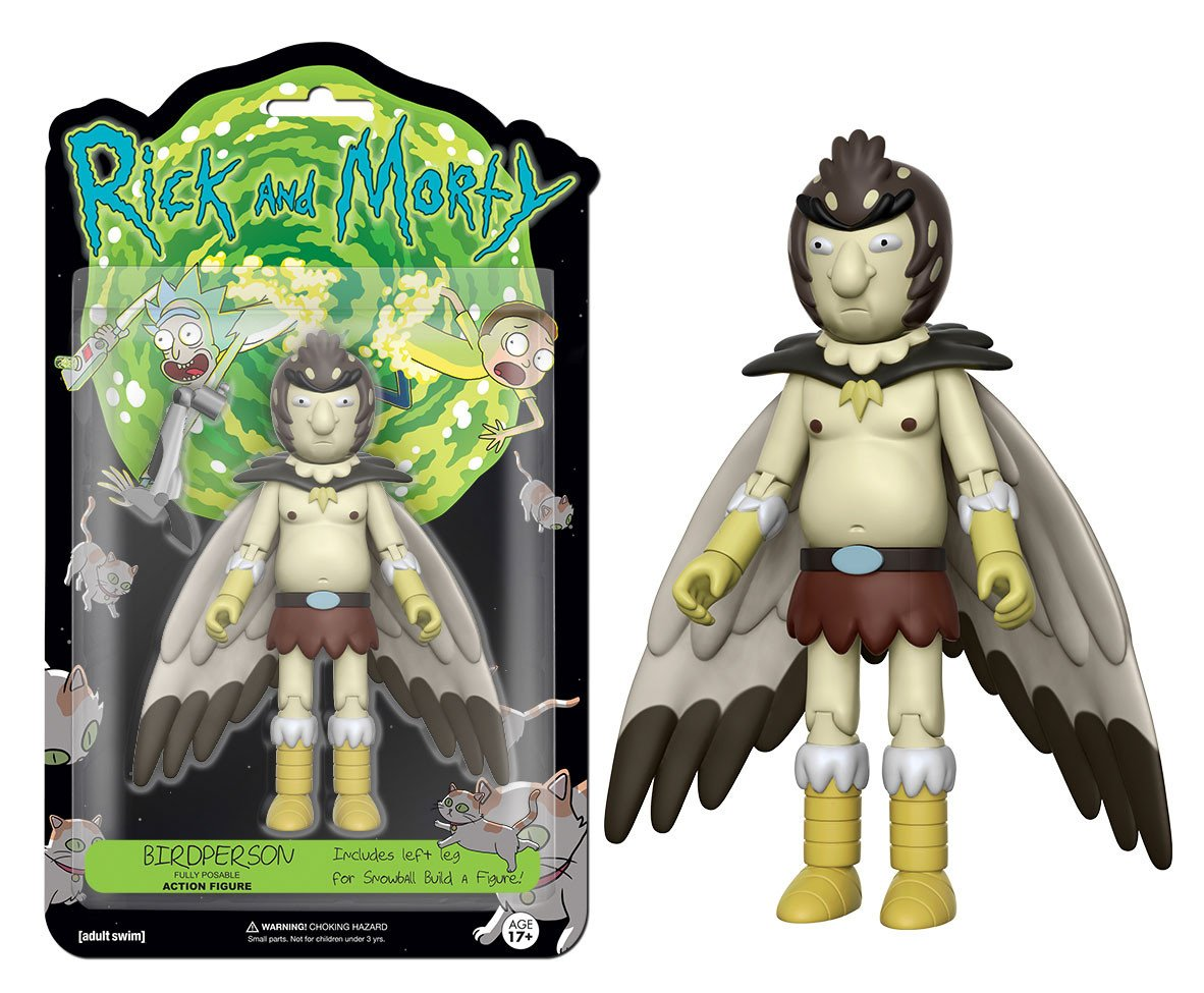 Фигурка Funko Action Figure: Rick & Morty: Bird Person