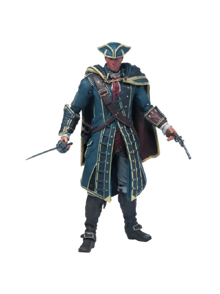 Фигурка Assassin Creed Haytham Kenway 14,5 см