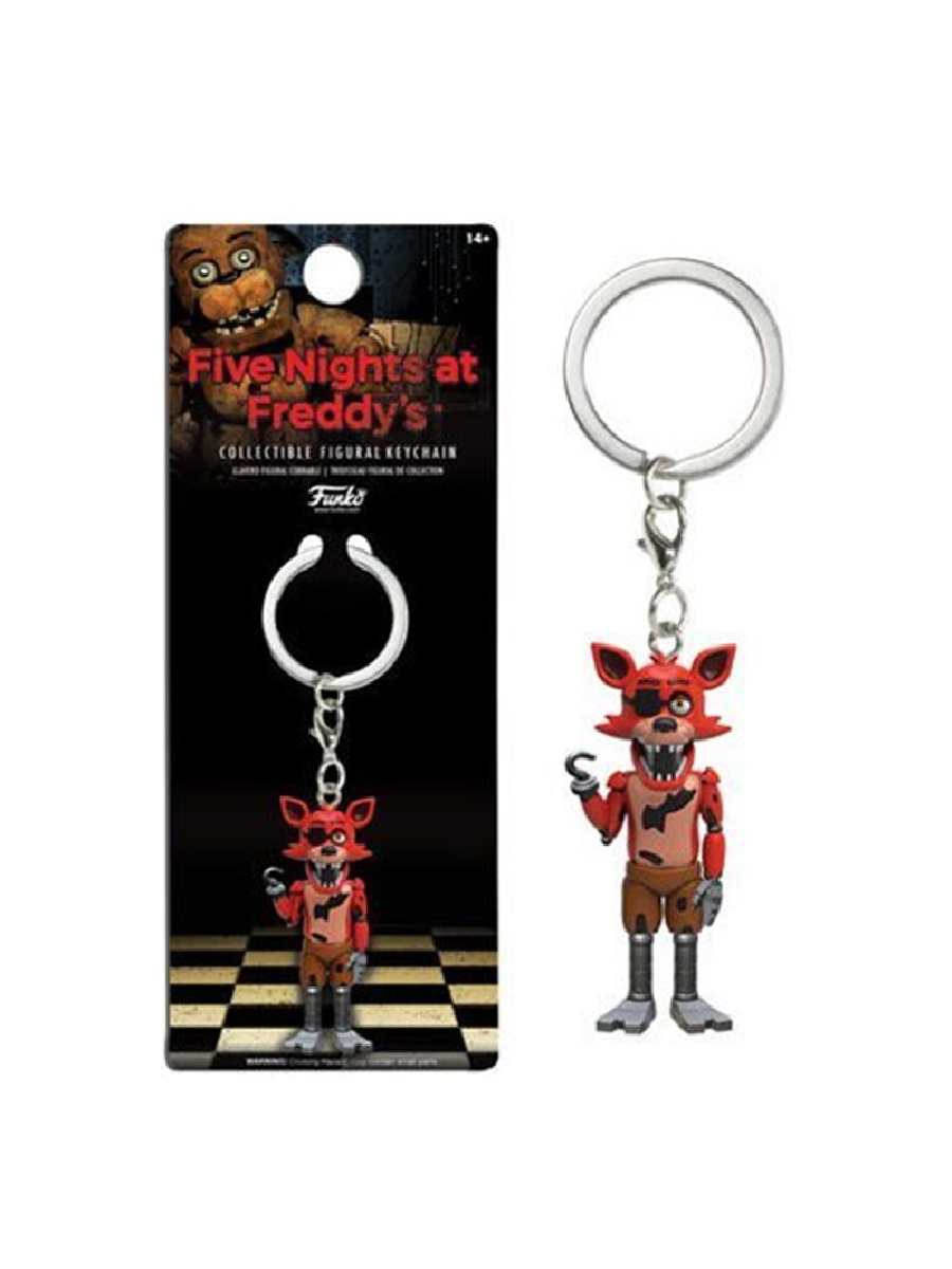 Брелок Five Nights at Freddy's Foxy Keychain