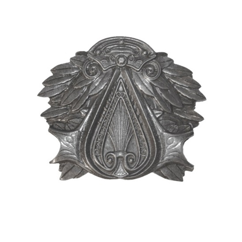 Пряжка Assassins's Creed Ezio Belt Buckle 9 см