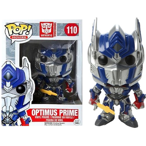 Фигурка POP Movies Transformers: Optimus Prime 12см