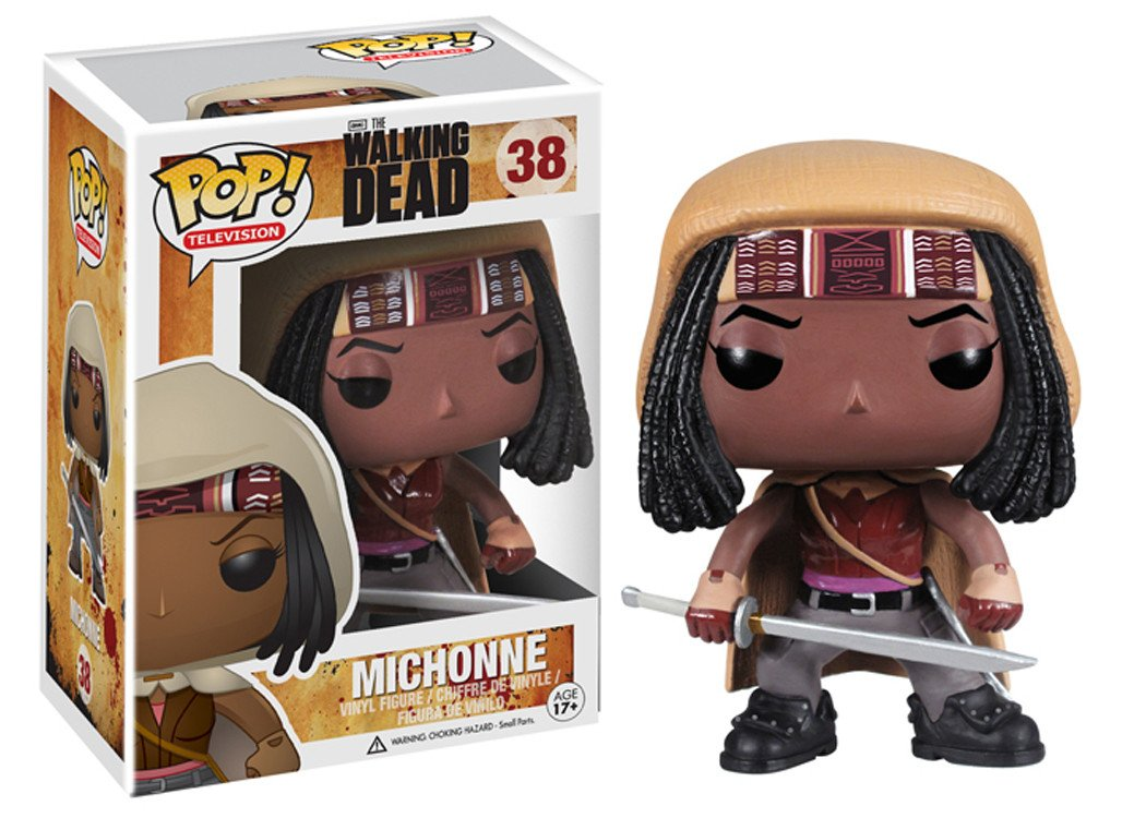 Фигурка POP TV The Walking Dead: Michonne 12см