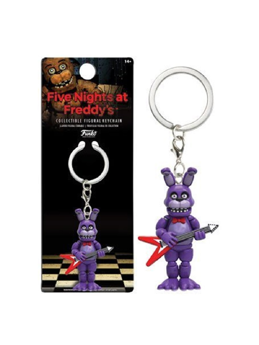 Брелок Five Nights at Freddy's Bonnie Keychain