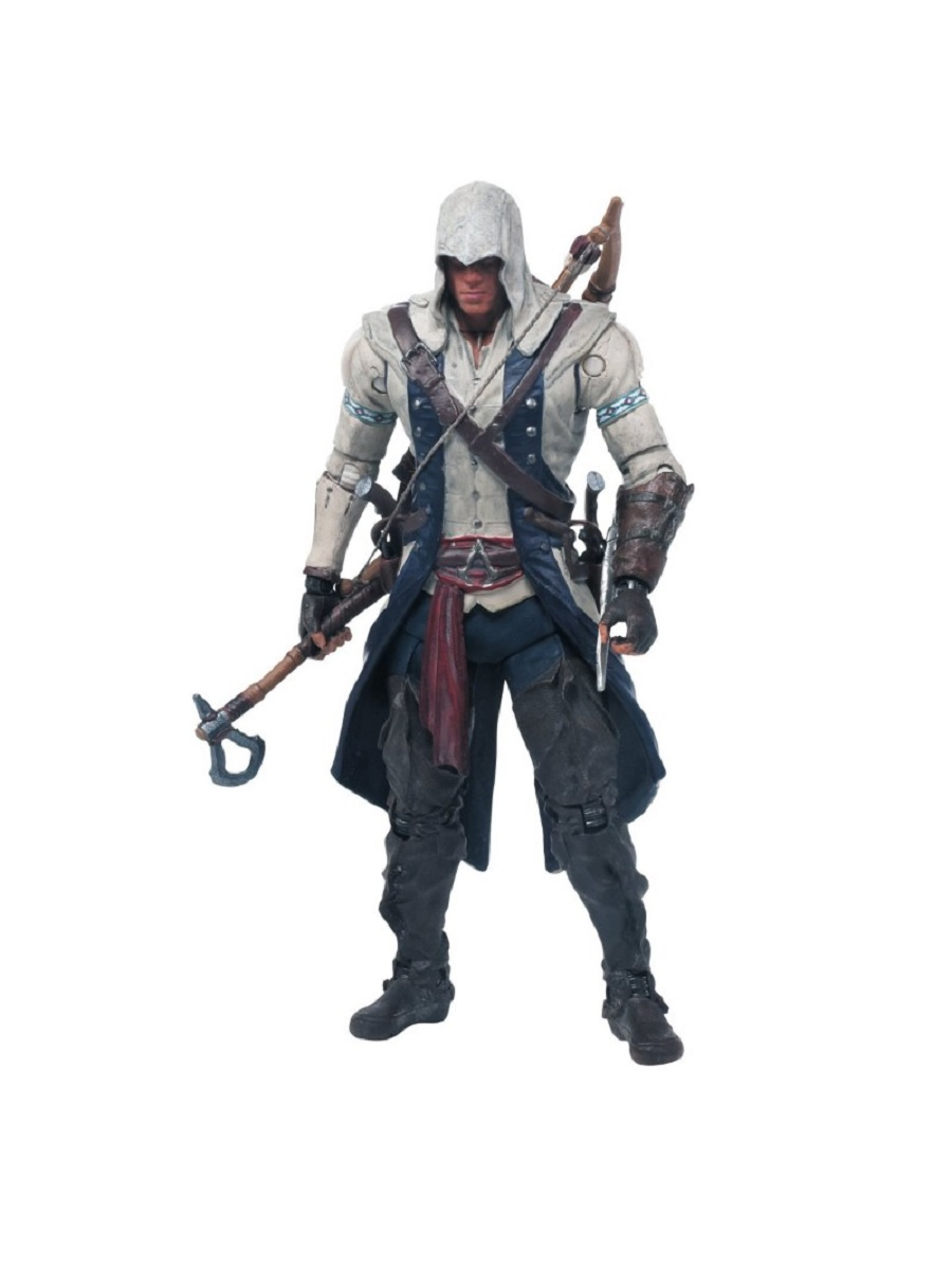 Фигурка Assassin Creed Connor 14,5 см