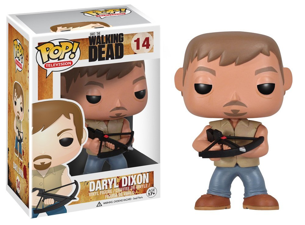 Фигурка POP The Walking Dead: Daryl Dixon 12см