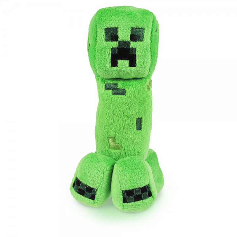 Мягкая игрушка Minecraft Creeper Крипер 18см