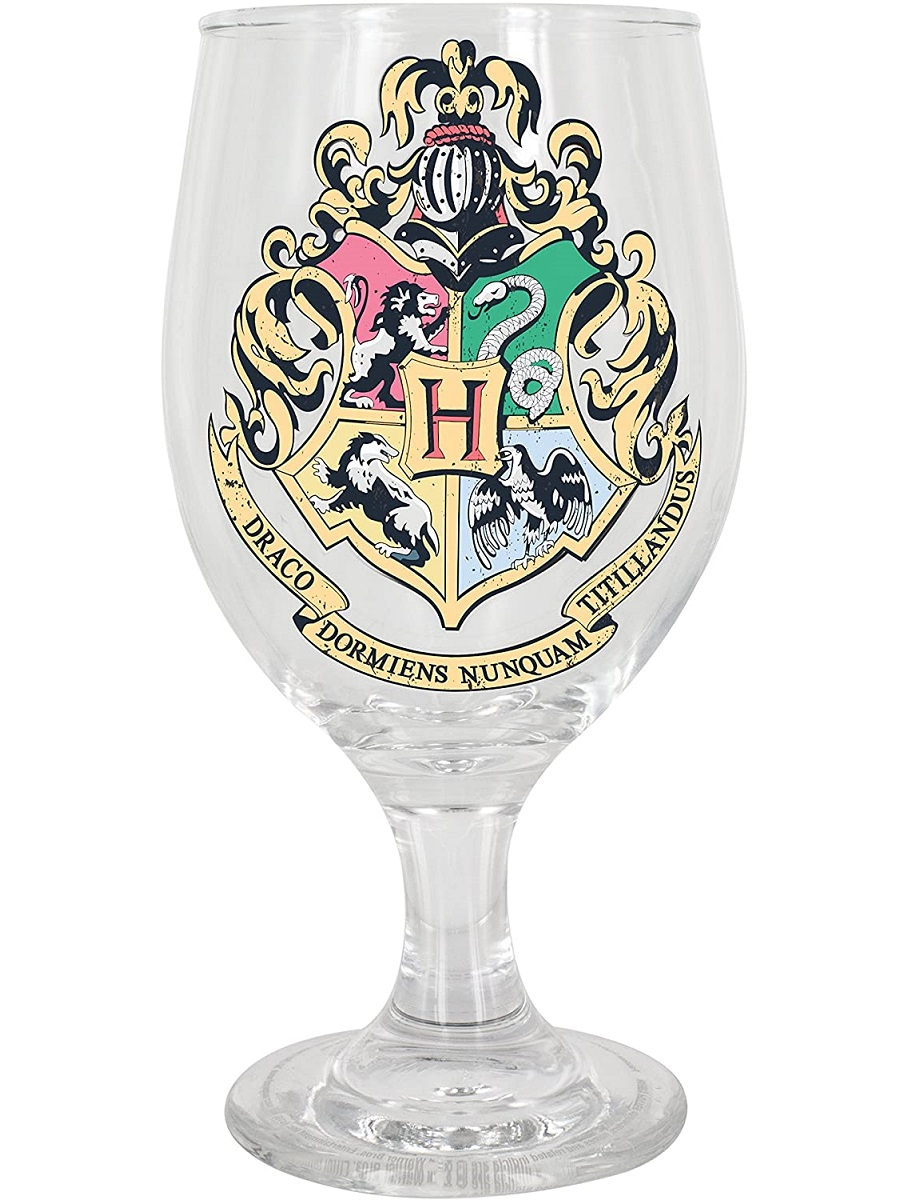 Бокал стеклянный Hogwarts Colour Change Water Glass V2 355 мл