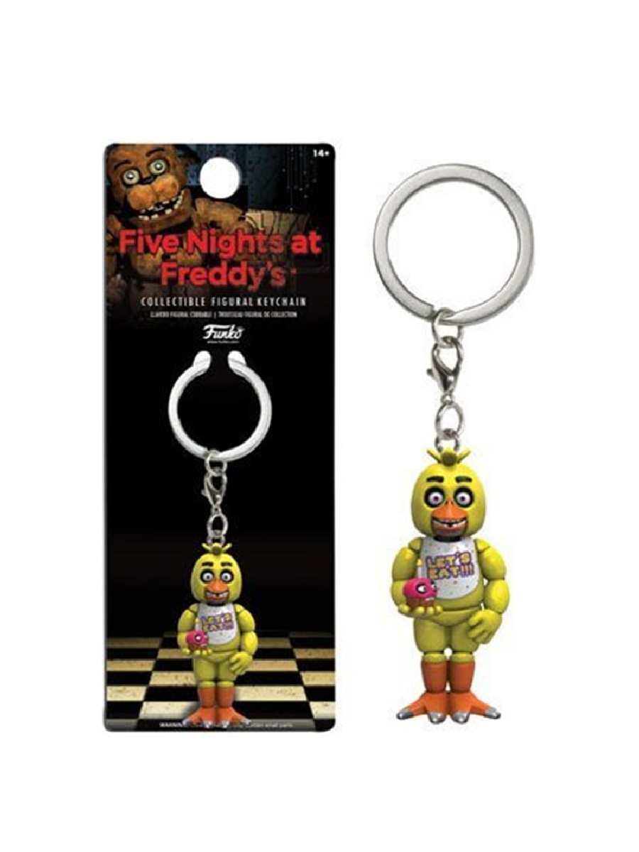Брелок Five Nights at Freddy's Chica Keychain